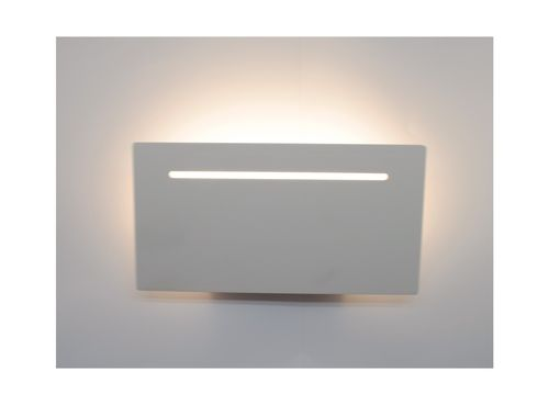APLIQUE LED DE PARED VISION BLANCO 6W 3000K  MODELO 3
