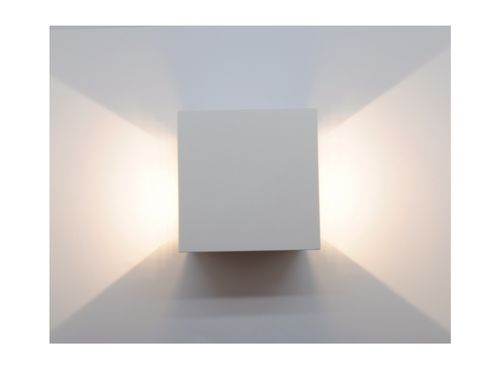 APLIQUE LED DE PARED VISION BLANCO 6W 3000K MODELO 7